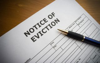 Evicting Deadbeat Tenants